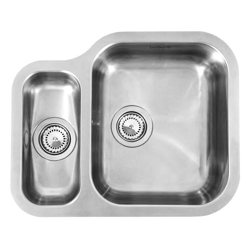 polished nickel soap dispenser